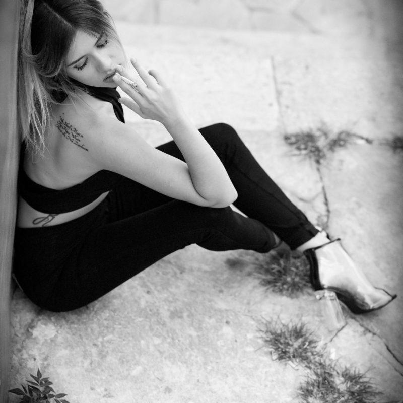 Model: Elli Mastrantona