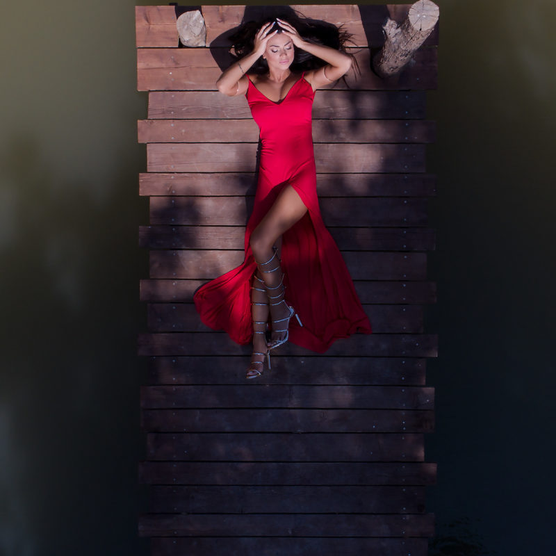Model: Maria Mavraki