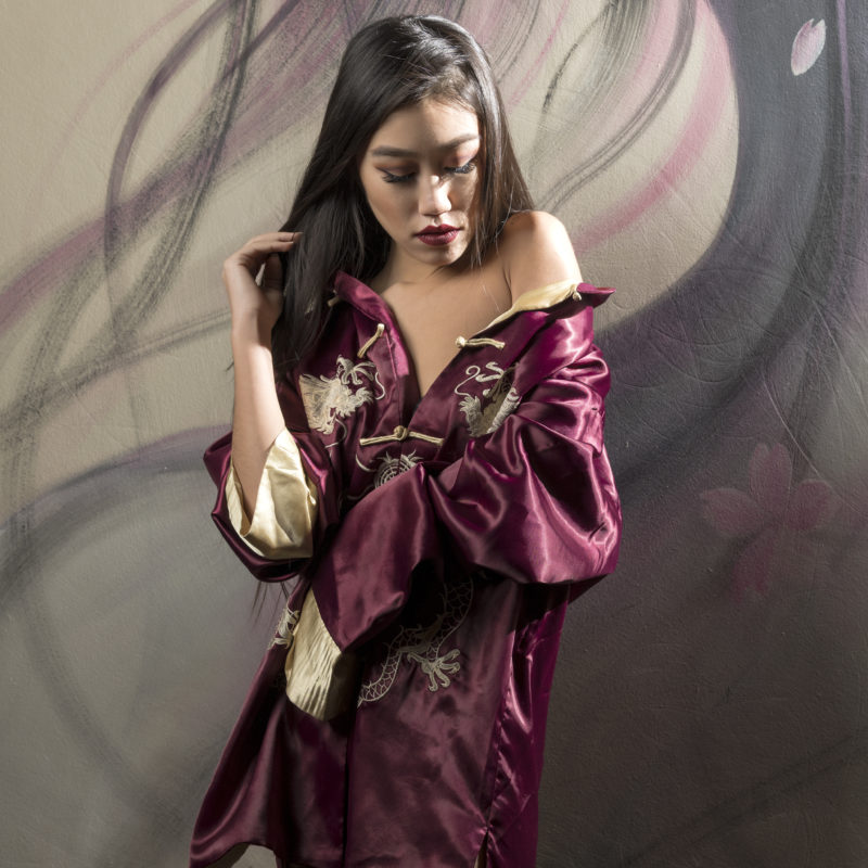 Model: Diana Mars