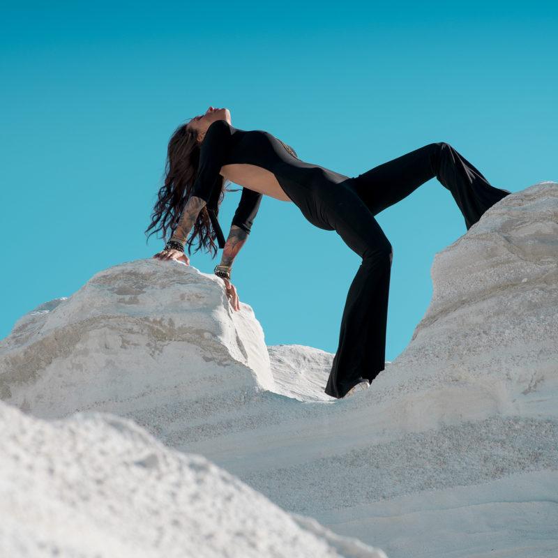 Model: Ramona Moro