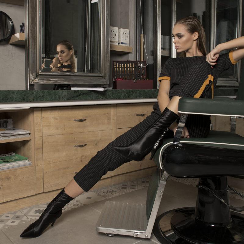 Model: Elisavet Karipidou